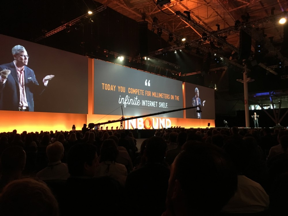 Relive the Biggest Takeaways from Inbound Conference 2016 in Eight Minutes