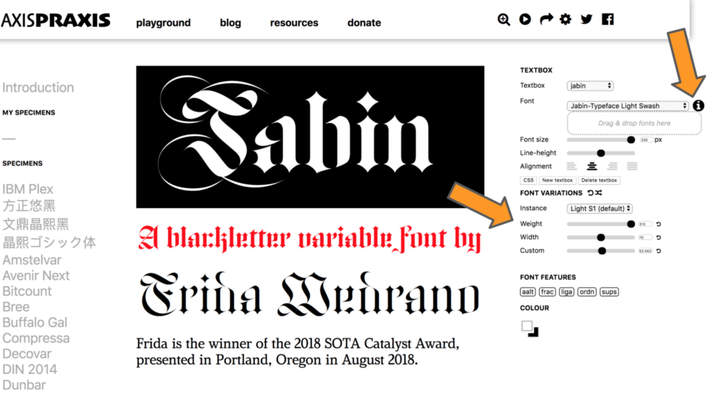 Beginner's Guide to Variable Fonts: Part 2 | Viget