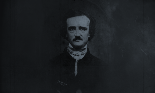 Image result for Edgar Allan Poe