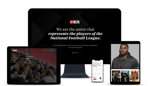 Our NFLPA work