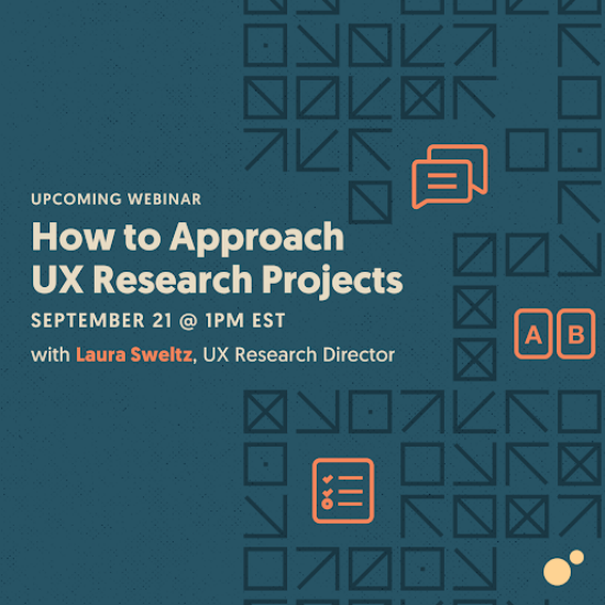 UX Research Event