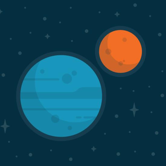 Viget Logo Space