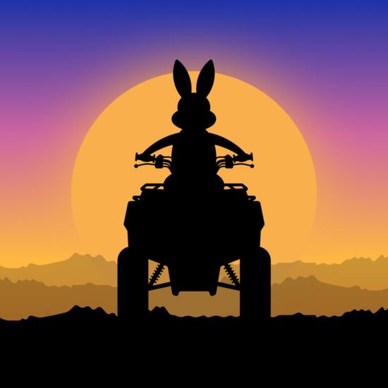 Writers mascot
