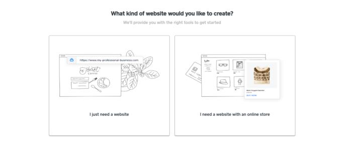 Wix vs  Weebly vs  Squarespace vs  Wordpress com | Viget