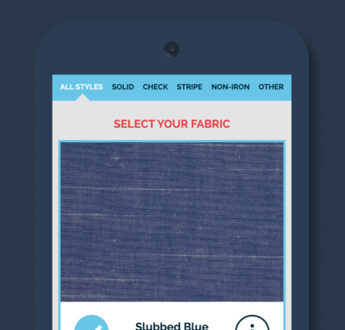 mobile view 2 - fabric choice