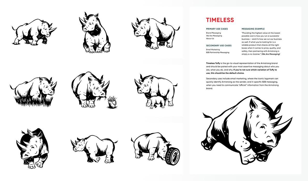 Tuffy illustrations